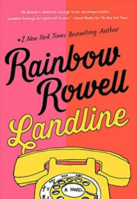 Landline by Rainbow Rowell (book cover)