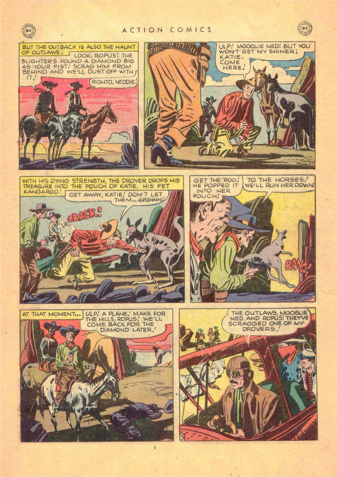 Read online Action Comics (1938) comic -  Issue #124 - 45