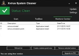 Xvirus System Cleaner Sundeep Maan