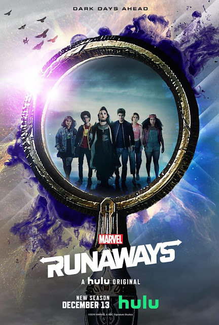 Marvel's Runaways season 3 poster