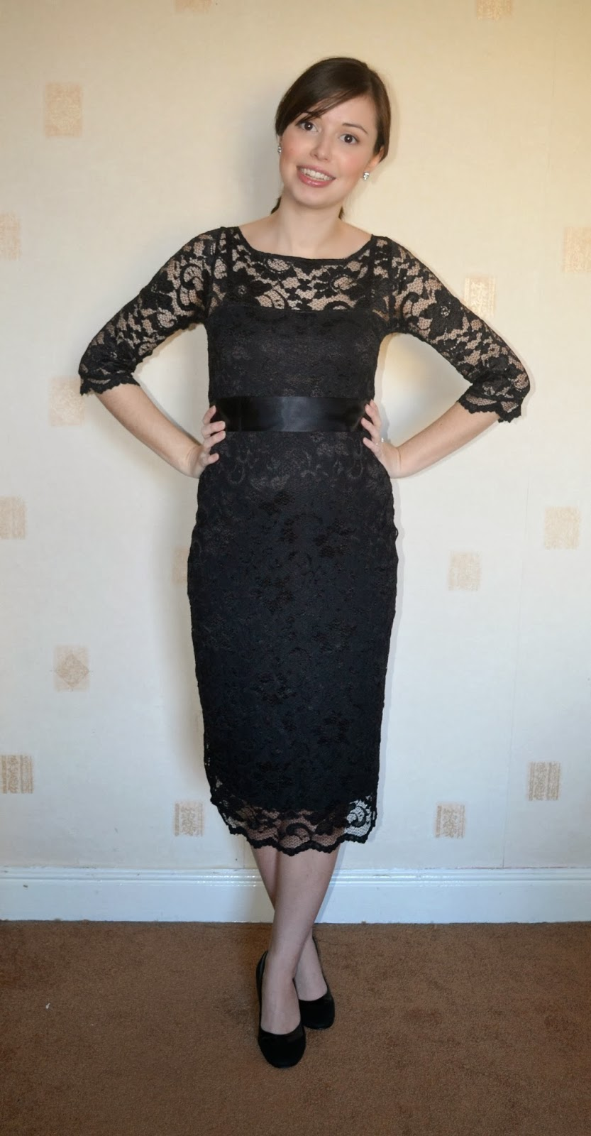 7fe49dc303ec4 I love the lace overlay and I feel like a princess when I'm wearing it. It  honestly makes me smile and feel good. Another thing I love about the dress  is ...