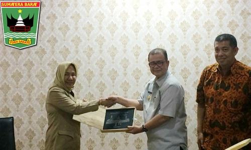 Terkait KEK Mandeh dan Mentawai, Wagub Konsultasi Teknis ke Sumut