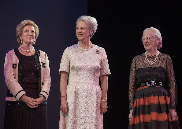 Princess of Sayn-Wittgenstein-Berleburg, Queen of Denmark, Margrethe II, and the older sister of Queen Anne-Marie of Greece