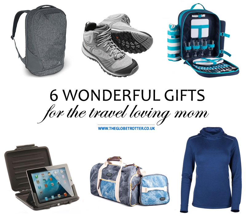 Gift Ideas For The Travel Loving Mom