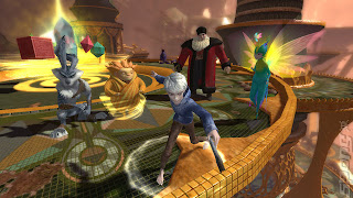 Rise of the Guardians (X-BOX360) 2012
