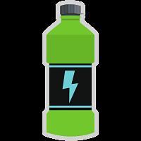 PES 2018 Energy Bottle Branding by Hawke