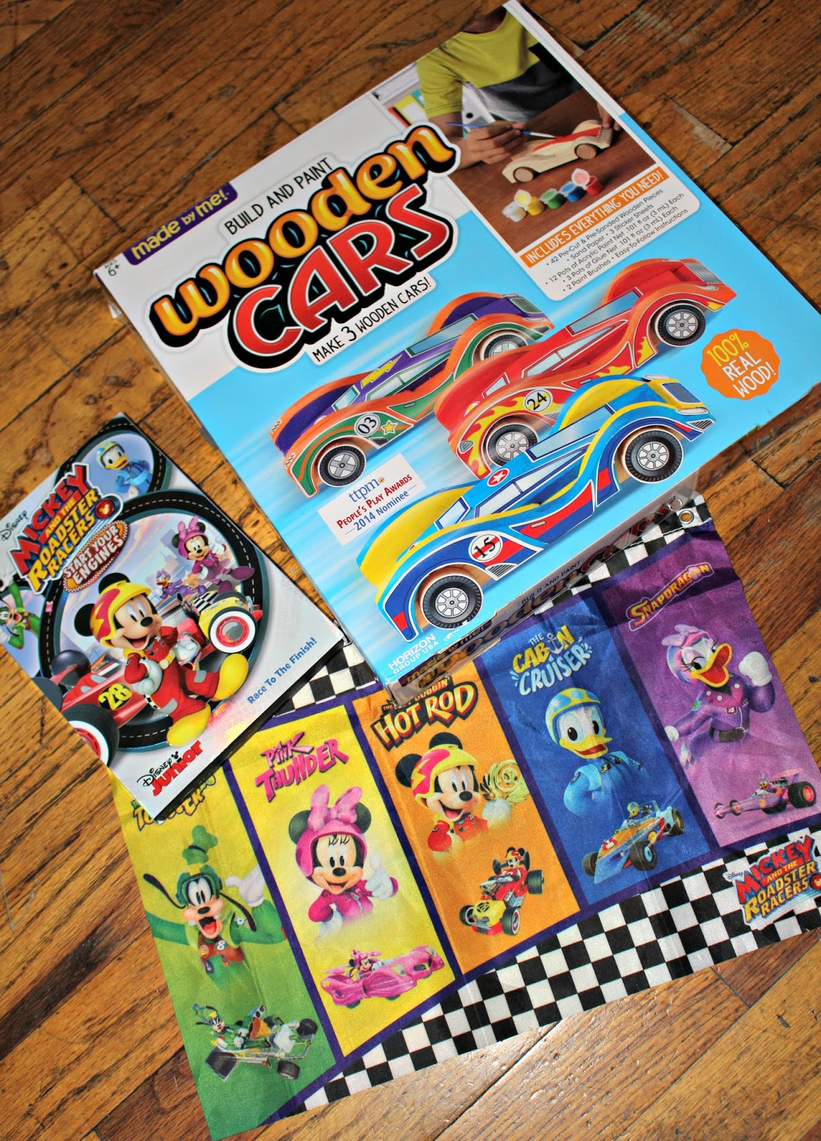 Racers to your marks! Start your engines!... |Start Your Engines Racers