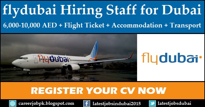 flydubai careers and job vacancies in Dubai