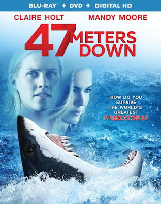 47 Meters Down (2017) UNCUT Dual Audio Hindi 480p BluRay 300MB