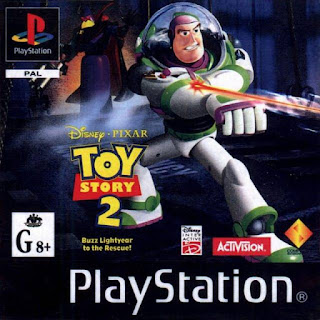 Free Download Games Disney-Pixar's Toy Story 2 - Buzz Lightyear to the Rescue! PSX ISO Games Untuk Komputer Full Version ZGASPC