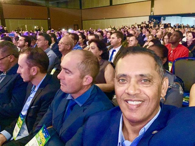 "Tudo foi voltado para a reforma da previdência"", critica prefeito de Itaetê sobre XXII Marcha a Brasília"