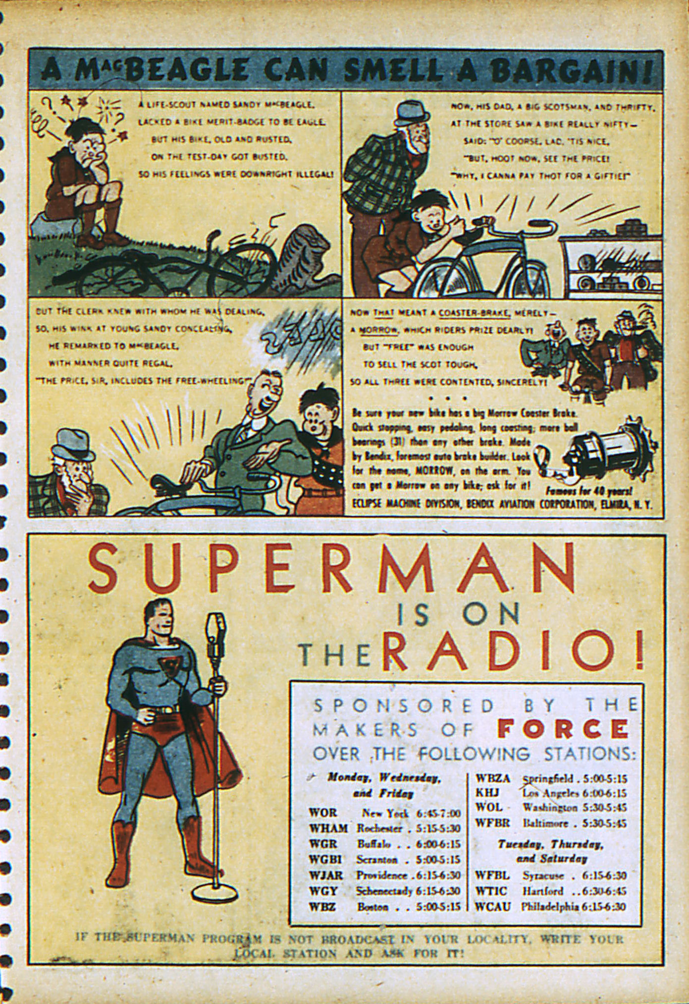 Read online Action Comics (1938) comic -  Issue #28 - 56