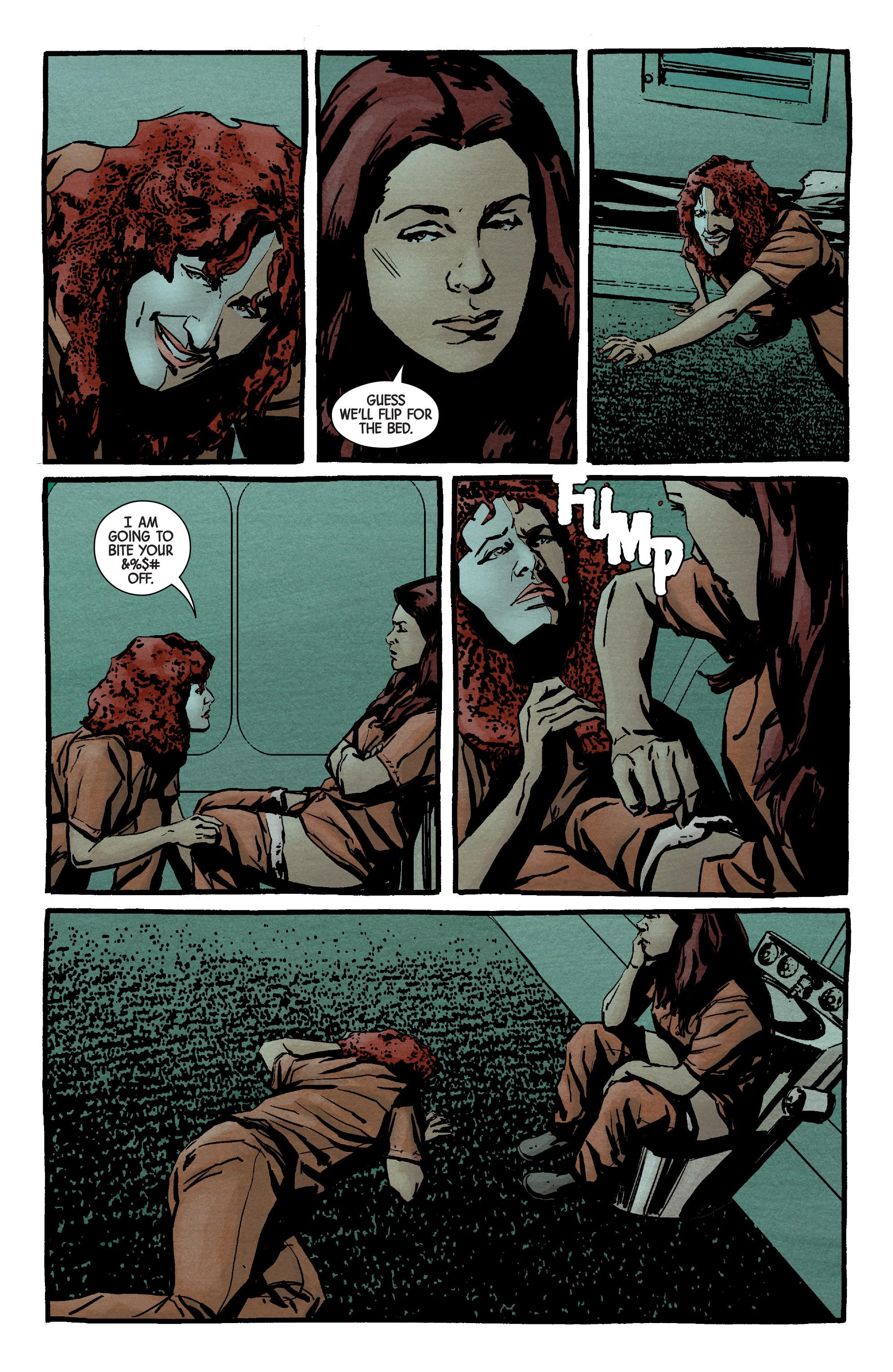 Read online Jessica Jones (2016) comic -  Issue #9 - 9