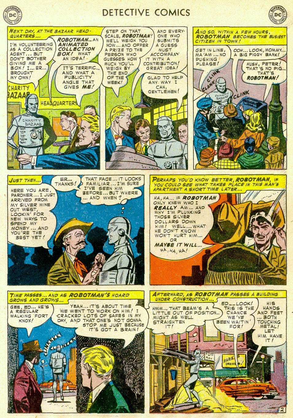 Read online Detective Comics (1937) comic -  Issue #181 - 25