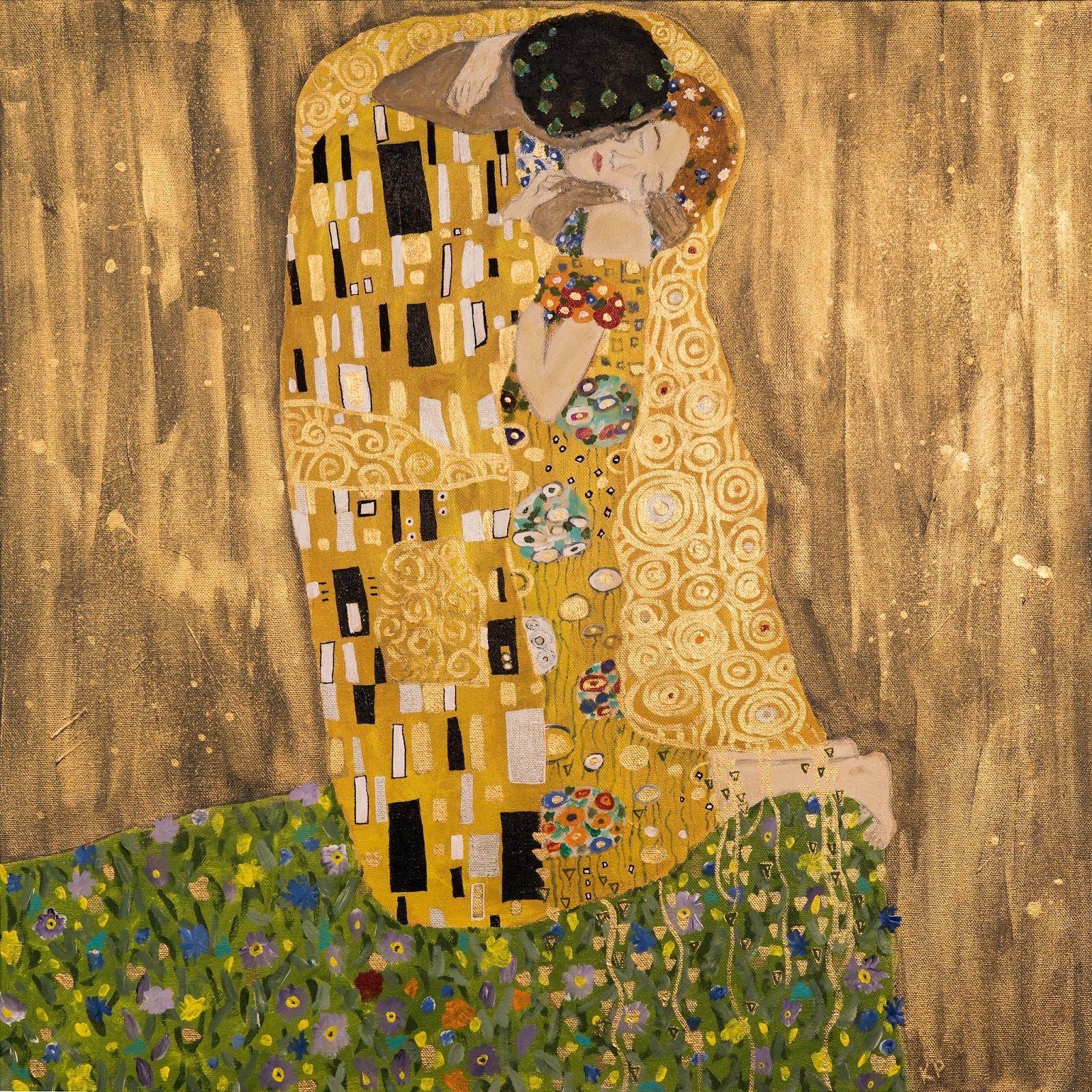 Kali Parsons: Stepping into Klimt\'s Shoes