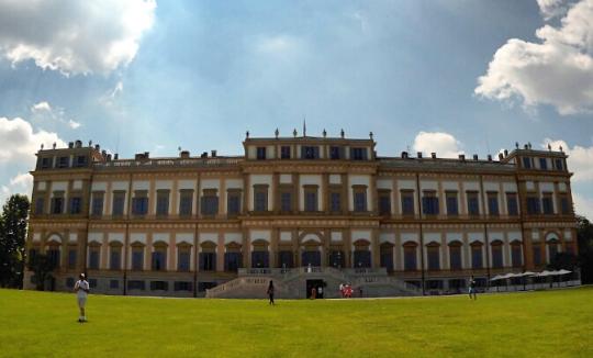 Itália Turismo Viagem Monza