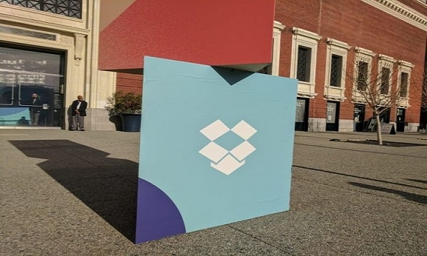 Dropbox sets its value at $ 7 billion