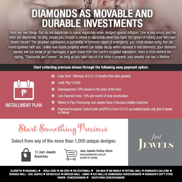 Just Jewels: Shop for Gold & Diamonds Online | Drowning