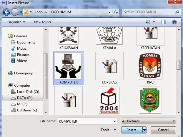 Cara Membuat Logo Transparan Dibelakang Tulisan Pada Microsoft Word Fungsi Watermark Tutorial Komputer