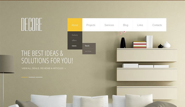 Stylish-Interior-Design-WordPress-Theme-wonarts