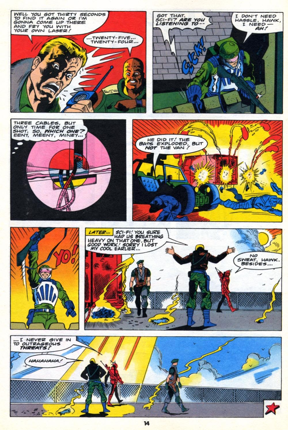 G.I. Joe European Missions issue 10 - Page 14