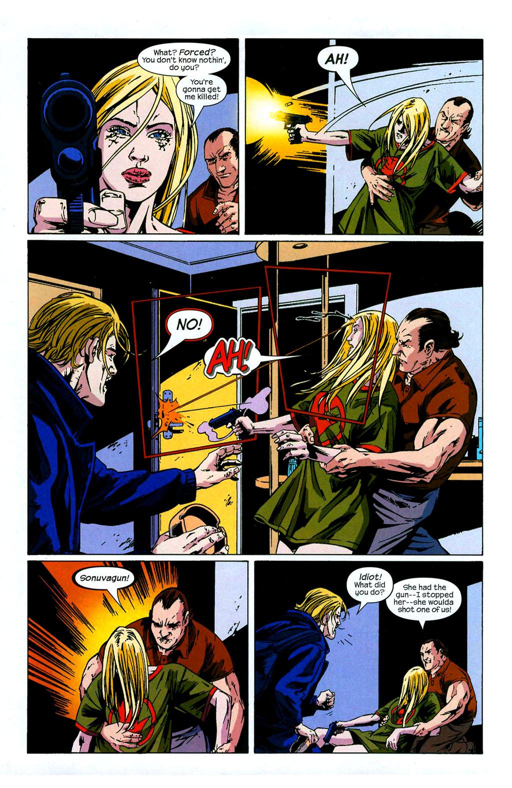 Hawkeye (2003) Issue #4 #4 - English 10