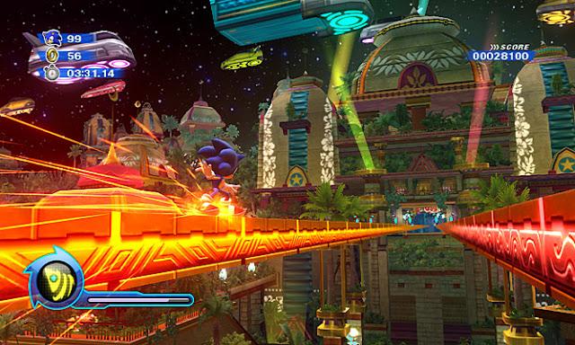 Sonic Colors screenshot 2