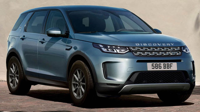 2020 Land Rover Discovery Sport announced with 48-volt ...