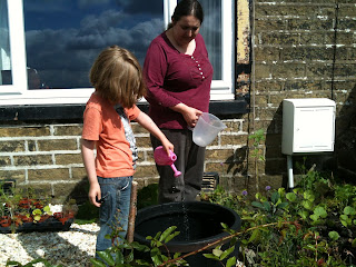 gardening with children, gardening