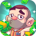 Idle Prison Tycoon - Gold Miner Clicker Game