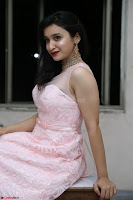 Sakshi Kakkar in beautiful light pink gown at Idem Deyyam music launch ~ Celebrities Exclusive Galleries 055.JPG