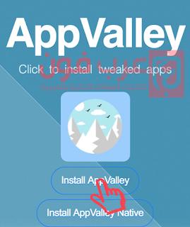 تحميل برنامج App Valley : التطبيقات والالعاب بدون جيلبريك