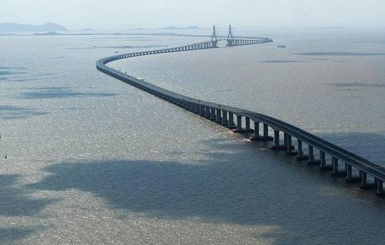 12 Jembatan Terpanjang di Dunia Ini Akan Membuatmu Terpukau