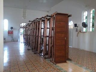 Igreja Matriz de Almino Afonso passa por reformas