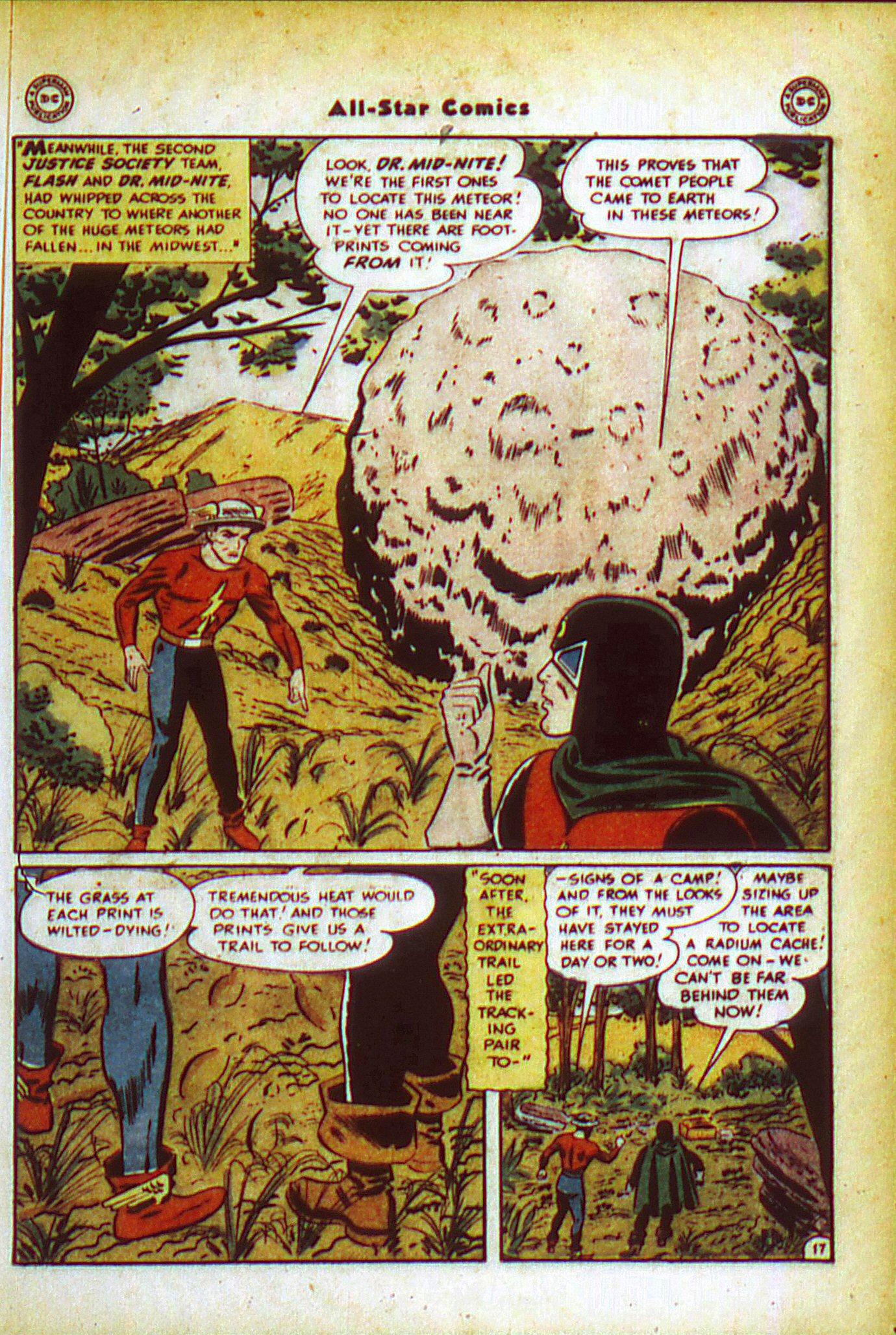 Read online All-Star Comics comic -  Issue #49 - 21