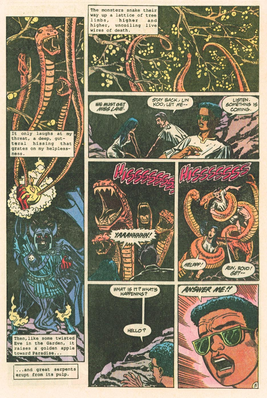 Read online Wonder Woman (1987) comic -  Issue #40 - 5