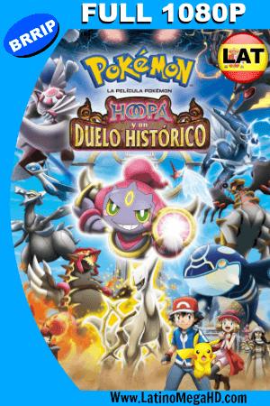 Pokemon 18: Hoopa y un Duelo Histórico (2015) Latino Full HD 1080P ()