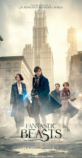 Fantastic beast and wher to find them- J.K.Rowlings