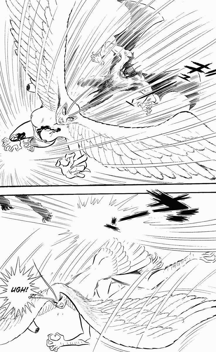 DevilMan chapter 8.2 trang 9