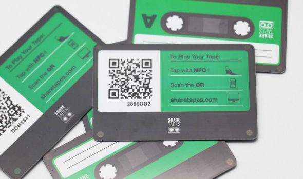 أحصل على بطاقات مجانية من sharetapes تصلك لباب منزلك