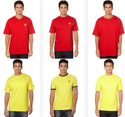 Camisetas para chicos también en oferta