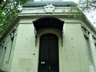 Ex-Casa Cano - Arzobispado, Mendoza