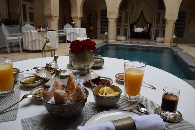 best riads in marrakech with pool