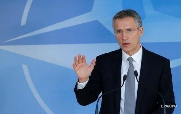Столтенберг назвав Україну цінним партнером НАТО
