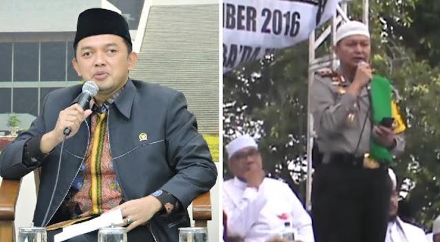 Anggota DPR Ini Minta Kapolda Sumut Dicopot karena Sambut Habib Rizieq