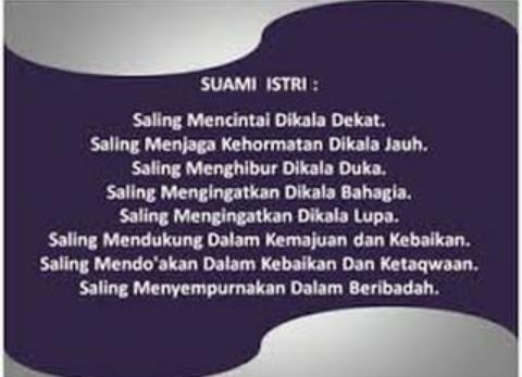 Kata Islami Rumah Tangga 10