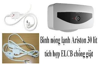 Bán bộ chống giật điện bình nóng lạnh tại Hà Nội