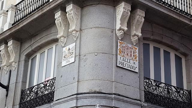 Calle Preciados, Puerta del Sol, Madrid, Elisa N, Blog de Viajes, Lifestyle, Travel