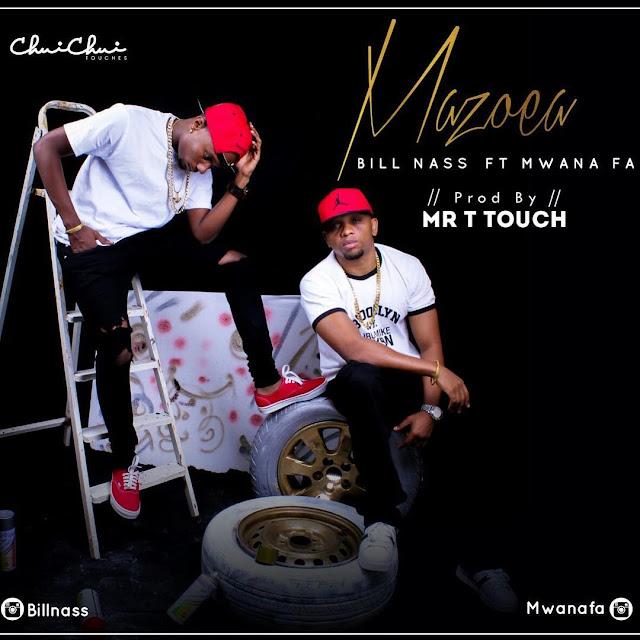 Bill Nass ft Mwana FA - Mazoea