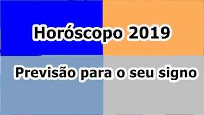 Horóscopo 2019: previsão de hoje para o seu signo Domingo dia 12